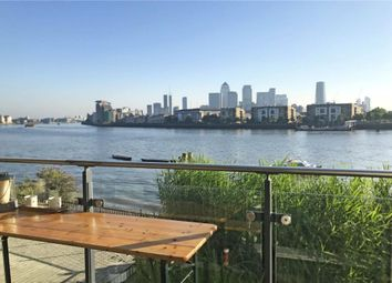 Thumbnail 3 bed semi-detached house for sale in Wharf Street, London