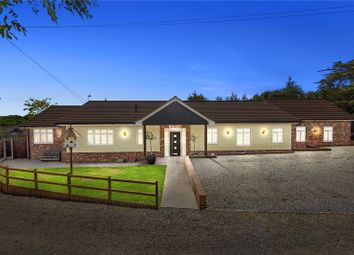 4 bed detached bungalow for sale in The Old Kennels, Kirkham Road, Horndon-On-The-Hill SS17