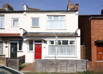 Thumbnail 3 bed end terrace house for sale in Macclesfield Road, London