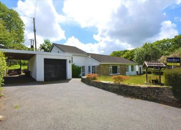 Thumbnail 5 bed detached bungalow for sale in Quethiock, Liskeard, Cornwall