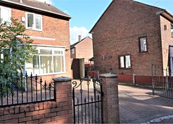 Thumbnail 2 bed semi-detached house for sale in Riverdale Road, Manchester
