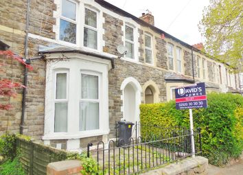 Thumbnail 4 bedroom terraced house to rent in Stacey Road, Roath, Cardiff