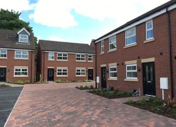 Thumbnail 2 bed terraced house for sale in Hayman's Corner, Mansfield Woodhouse, Nottinghamshire
