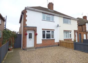 Thumbnail 3 bed property for sale in Burleigh Avenue, Wigston, Leicestershire