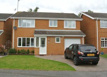 Thumbnail 4 bed detached house for sale in Quarry Road, Ravenshead, Nottingham