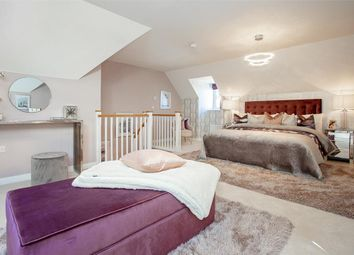 "Thumbnail 4 bedroom detached house for sale in ""Hascombe"" at New Bridge Road, Cranleigh"