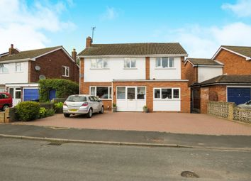 Thumbnail 4 bed detached house for sale in High Grange, Lichfield