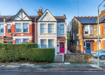 Thumbnail 3 bed terraced house for sale in Goldsmith Road, London