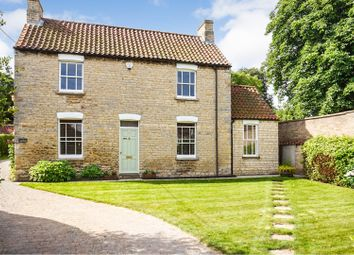Thumbnail 4 bed detached house for sale in Main Road, Washingborough