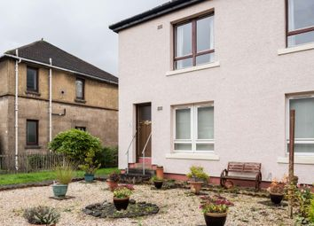 Thumbnail 2 bed flat for sale in Kinellar Drive, Glasgow