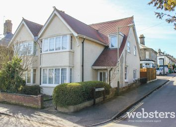 Thumbnail 4 bed semi-detached house for sale in Park Lane, Norwich