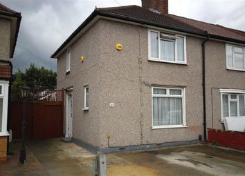 Thumbnail 2 bedroom semi-detached house for sale in Lymington Road, Dagenham, Essex