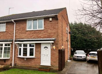 Thumbnail 2 bed semi-detached house to rent in Mansfield Road, Selston, Nottingham