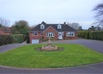 Thumbnail 5 bed detached house for sale in Sundorne Road, Shrewsbury