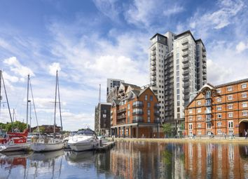 Thumbnail 3 bedroom flat for sale in Regatta Quay, Key Street, Ipswich
