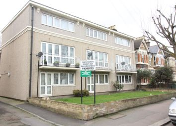 Thumbnail 3 bed flat for sale in Vicarage Road, London