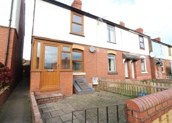 Thumbnail 3 bed terraced house to rent in Holland Gardens, Belmont Road, Hereford