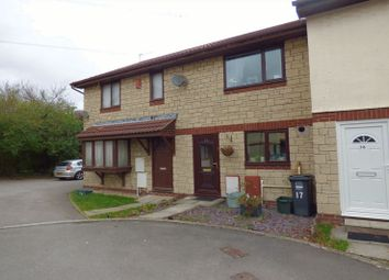 Thumbnail 2 bedroom terraced house for sale in Methwyn Close, Weston-Super-Mare