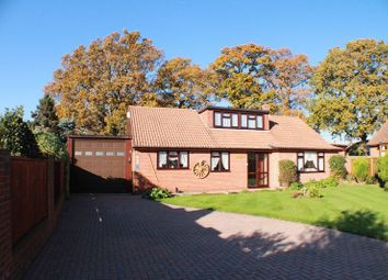 Thumbnail 3 bed detached house for sale in Littlewood Gardens, Locks Heath, Southampton