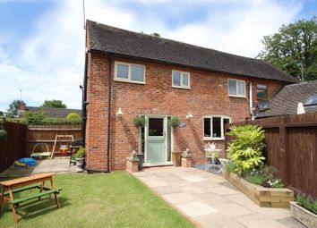 Thumbnail 2 bed barn conversion for sale in Bakeacre Lane, Findern, Derby