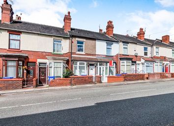 Thumbnail 2 bed terraced house to rent in London Road, Stoke-On-Trent