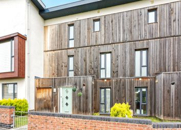 Thumbnail 4 bedroom town house for sale in Banbury Way, Basingstoke