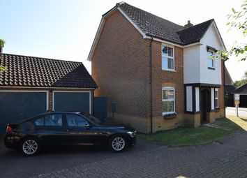 Thumbnail 4 bed detached house for sale in Victoria Drive, Kings Hill, West Malling, Kent