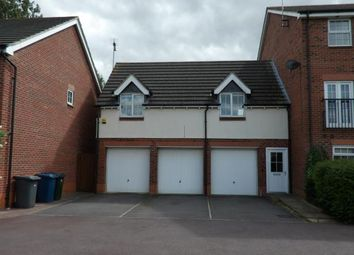 Thumbnail 1 bed flat for sale in Hunt Close, Radcliffe-On-Trent, Nottingham, Nottinghamshire