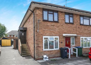Thumbnail 2 bed maisonette for sale in Esher Road, West Bromwich
