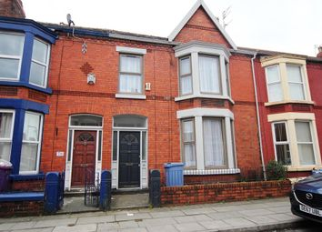 Thumbnail 5 bed terraced house to rent in Ramilies Road, Allerton, Liverpool