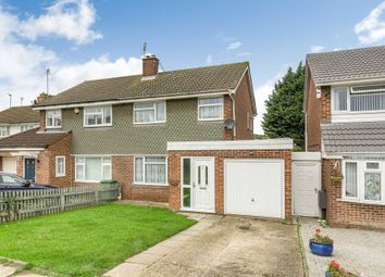 3 bed semi-detached house for sale in Melrose Avenue, Bletchley, Milton Keynes MK3