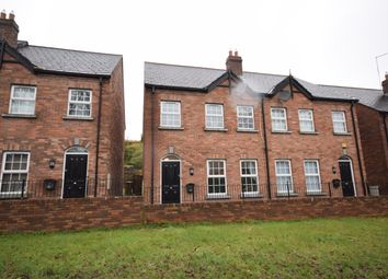 Thumbnail 3 bed semi-detached house for sale in Laurel Mews, Dromore