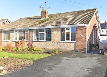 Thumbnail 3 bed semi-detached bungalow for sale in Larkfield Drive, Harrogate