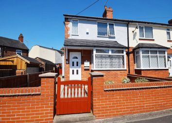 Thumbnail 2 bed mews house for sale in Leonard Avenue, Baddeley Green, Stoke-On-Trent