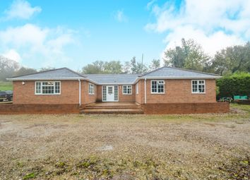 Thumbnail 4 bed detached bungalow for sale in Lutterworth Road, North Kilworth, Lutterworth