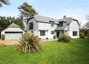 Thumbnail 5 bedroom detached house for sale in Windmill Lane, Avon Castle, Ringwood