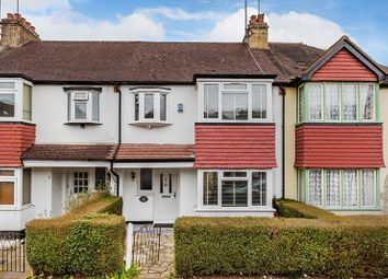 Thumbnail 3 bed terraced house for sale in Purley Vale, Purley
