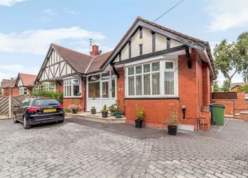 Thumbnail 3 bed semi-detached bungalow for sale in Torkington Road, Hazel Grove, Stockport, Cheshire