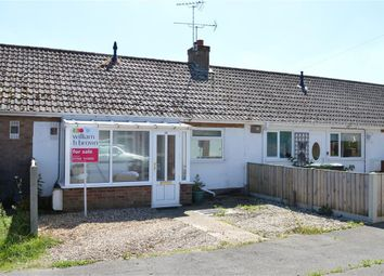 Thumbnail 1 bedroom terraced bungalow for sale in St Andrews Way, Necton, Swaffham