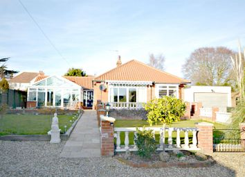 Thumbnail 4 bed detached bungalow for sale in Brook Lane, Felixstowe