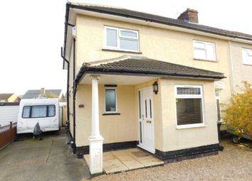Thumbnail 4 bed semi-detached house for sale in Vaughan Road, Stotfold, Herts