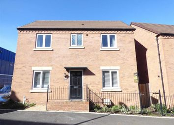 Thumbnail 3 bed detached house for sale in Lineton Close, Lawley Village, Telford, Shropshire