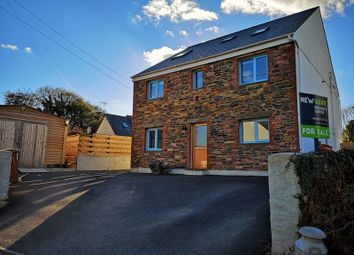 Thumbnail 5 bed detached house for sale in Ruthvoes, St. Columb