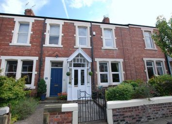 Thumbnail 4 bedroom terraced house for sale in Windsor Terrace, Gosforth, Newcastle Upon Tyne