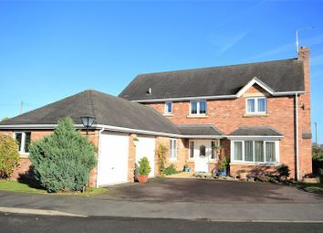 Thumbnail 4 bed detached house for sale in Salters Mill, Northwood, Shrewsbury