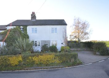 Thumbnail 3 bed semi-detached house for sale in Gulpher Road, Felixstowe