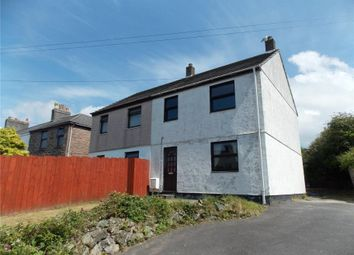 Thumbnail 2 bedroom semi-detached house for sale in Doklyn Court, East End, Redruth