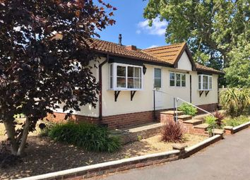 Thumbnail 2 bedroom mobile/park home for sale in Wickens Meadow, Dunton Green