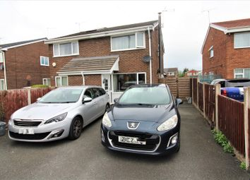 Thumbnail 2 bed semi-detached house for sale in Crogen, Chirk, Wrexham