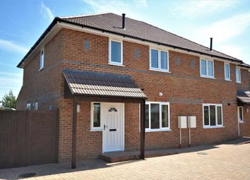 Thumbnail 4 bed semi-detached house to rent in Water Tower View, St Marys Road, New Romney, Kent